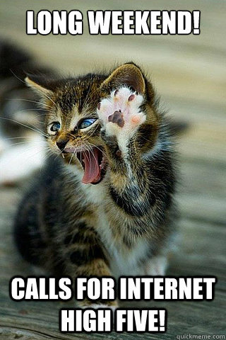 internet high five