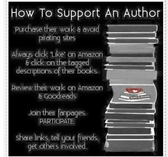 how to support and author