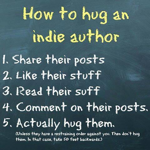 hug an indie
