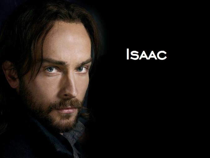 Isaac poster