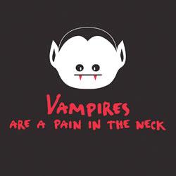 vampires pin