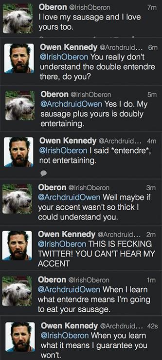 oberon cracks me up