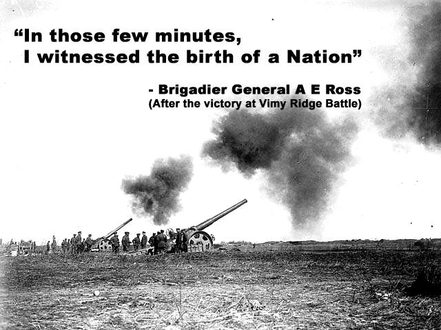 vimy historical